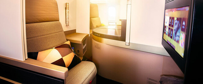 Angebot nach Tokio in der Business Class mit Etihad Airways