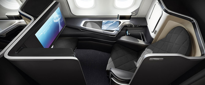 Angebot nach Vancouver in der First Class mit British Airways