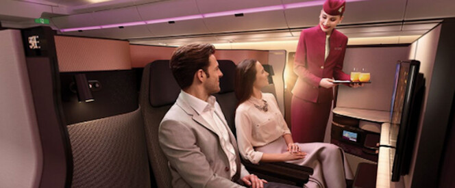 Angebot nach Perth in der Business Class mit Qatar Airways