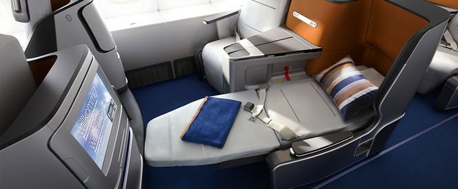 Angebot nach New Delhi in der Business Class mit Lufthansa