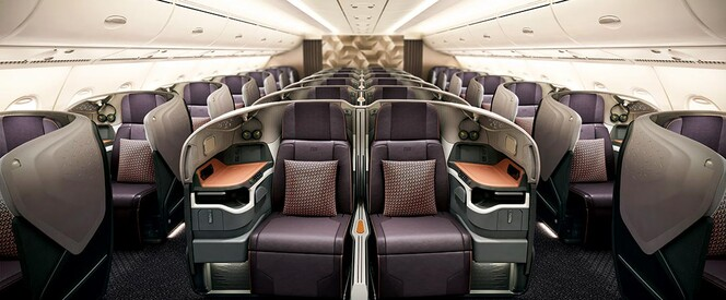 Angebot nach Auckland in der Business Class mit Singapore Airlines