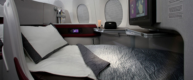 Angebot nach Singapur in der Business Class mit Qatar Airways