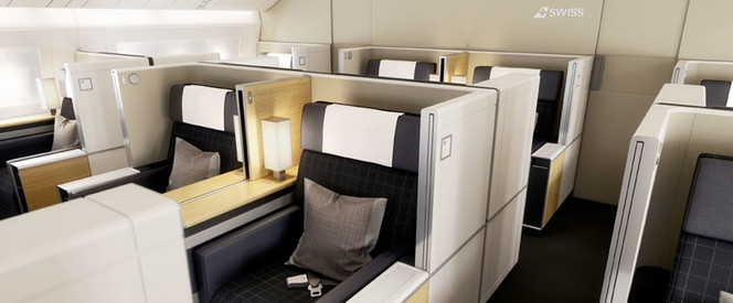 Angebot nach Bangkok in der First Class mit Swiss International Air Lines