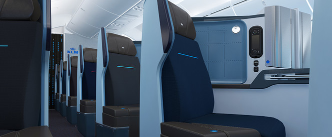 Angebot nach Abu Dhabi in der Business Class mit KLM Royal Dutch Airlines