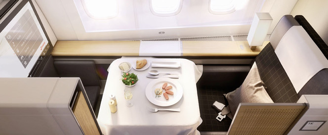 Angebot nach Sao Paulo in der First Class mit Swiss International Air Lines