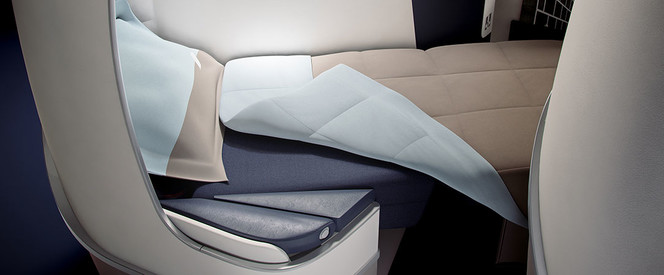 Angebot nach Chicago in der Business Class mit Air France