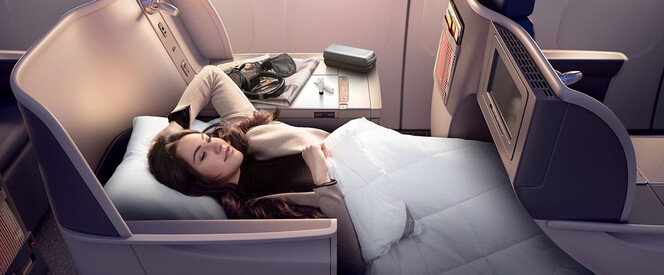 Angebot nach New York in der Business Class mit Delta Air Lines