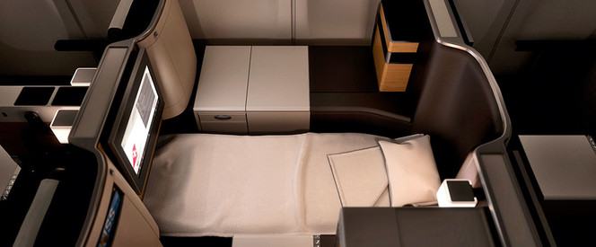 Angebot nach Bangkok in der Business Class mit Swiss International Air Lines