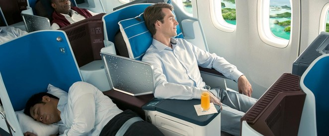 Angebot nach Rio de Janeiro in der Business Class mit KLM Royal Dutch Airlines