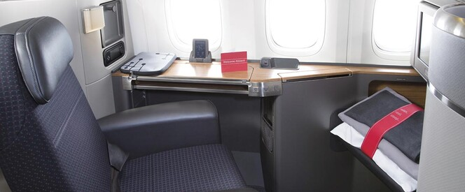 Angebot nach New York in der Business Class mit American Airlines