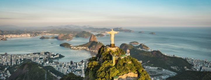 Angebot nach Rio de Janeiro in der Business Class