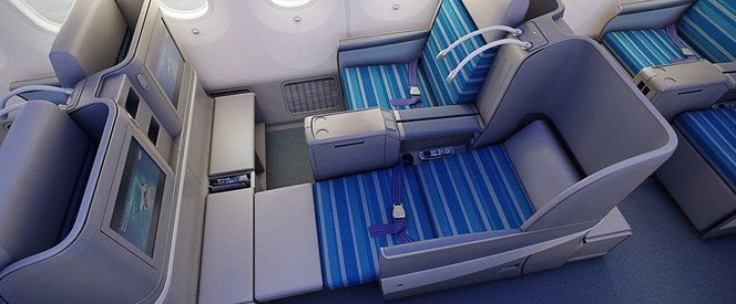 Angebot nach Peking in der Business Class mit LOT Polish Airlines