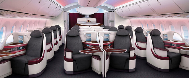 Angebot nach Kapstadt in der Business Class mit Qatar Airways