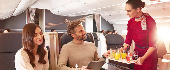Angebot nach Bangkok in der Business Class mit Turkish Airlines