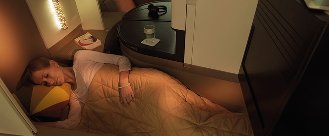 Angebot nach Dubai in der Business Class mit Etihad Airways