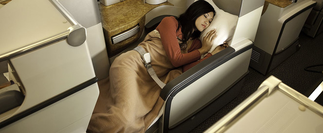 Angebot nach Bangkok in der Business Class mit Emirates