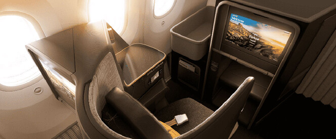 Angebot nach Abu Dhabi in der Business Class mit Turkish Airlines