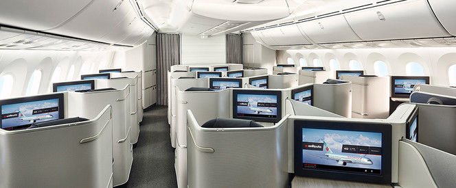 Angebot nach Los Angeles in der Business Class mit Air Canada