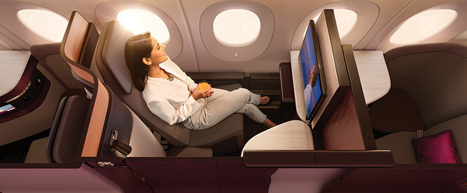 Angebot nach Bangkok in der Business Class mit Qatar Airways