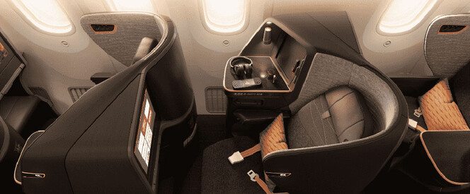 Angebot nach Dubai in der Business Class mit Turkish Airlines