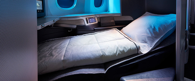 Angebot nach Vancouver in der Business Class mit Air Canada