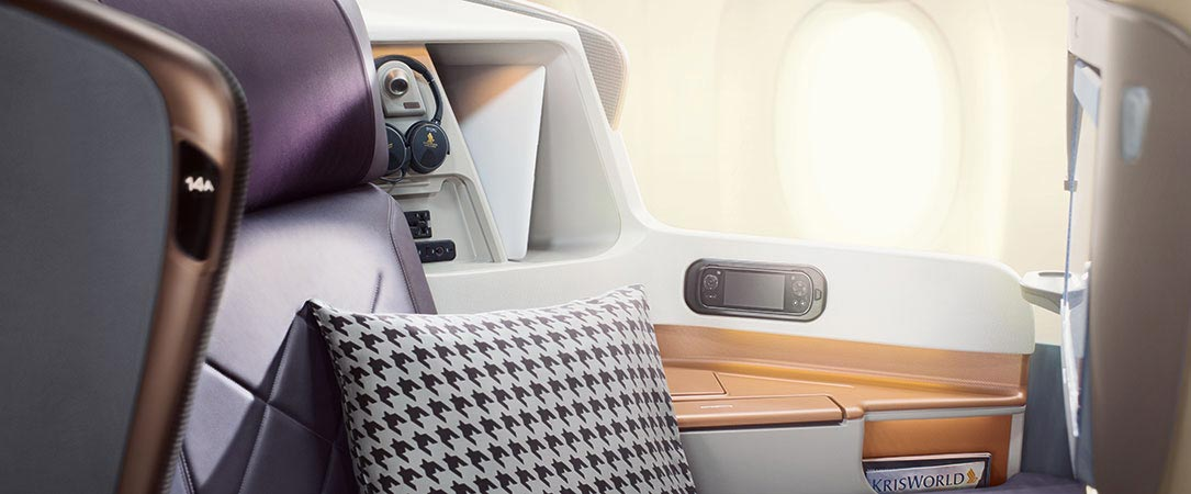 Best deals by Singapore Airlines