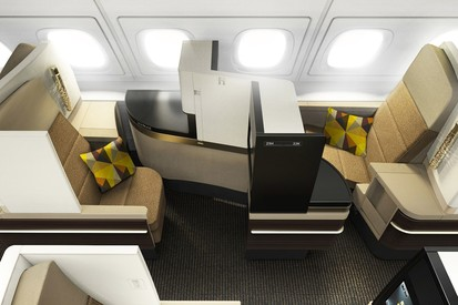 Angebot nach Bangkok in der Business Class mit Etihad Airways