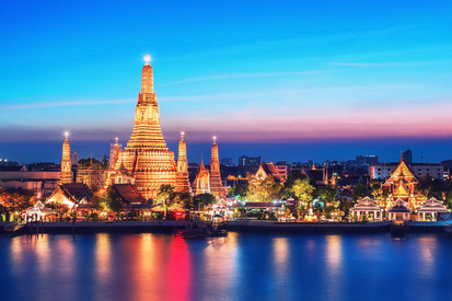Angebot nach Bangkok in der Business Class