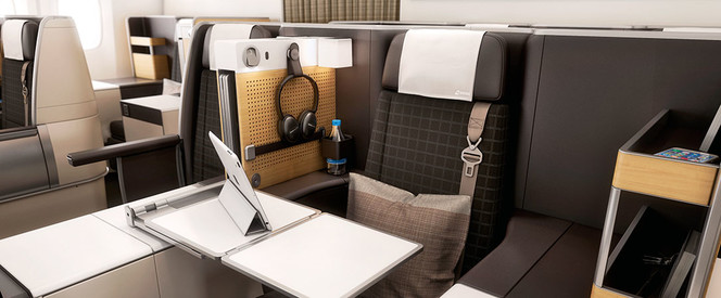 Angebot nach Dubai in der Business Class mit Swiss International Air Lines