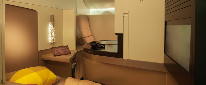Angebot nach Singapur in der Business Class mit Etihad Airways