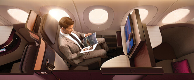 Angebot nach Sydney in der Business Class mit Qatar Airways