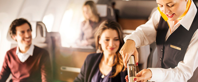 Angebot nach Bangkok in der Business Class mit Lufthansa