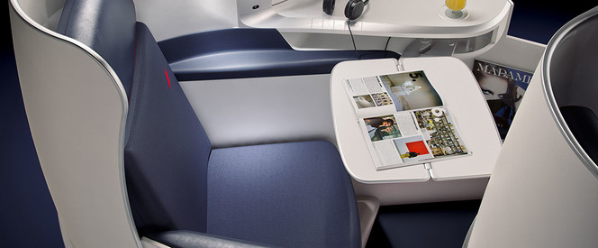 Angebot nach Dubai in der Business Class mit Air France
