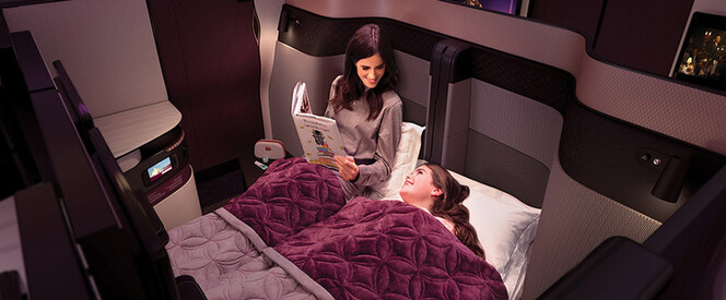 Angebot nach Johannesburg in der Business Class mit Qatar Airways