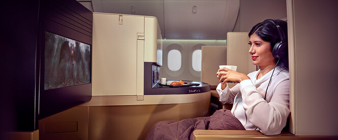 Angebot nach Manila in der Business Class mit Etihad Airways