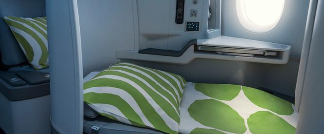 Angebot nach Peking in der Business Class mit Finnair