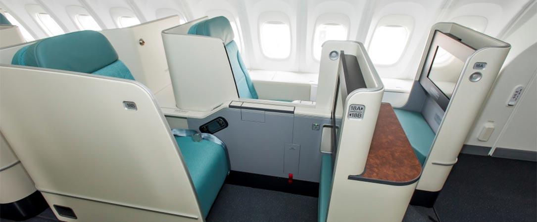 Die besten Deals von Korean Air