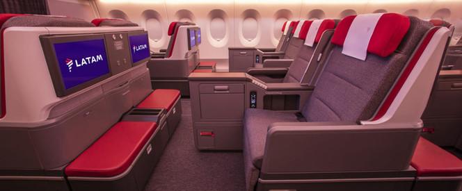 Angebot nach Lima in der Business Class mit LAN Airlines