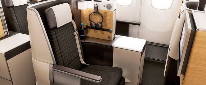 Angebot nach Hong Kong in der Business Class mit Swiss International Air Lines