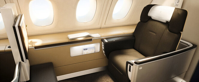Angebot nach Dubai in der First Class mit Lufthansa