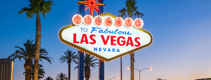 Angebot nach Las Vegas in der Business Class